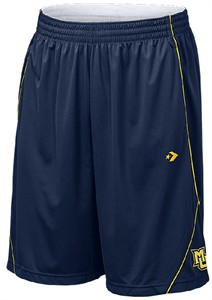Nike Marquette Golden Eagles Dri-Fit Official Pre-Game Basketball Shorts