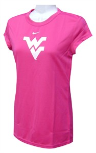 Nike West Virginia Mountaineers Women's Dri-FIT T-Shirt