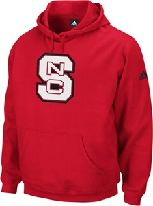 North Carolina State Playbook Hood by Adidas