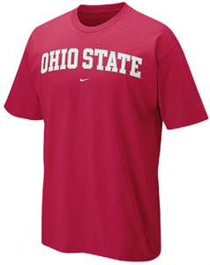 Ohio State T Shirt by Nike