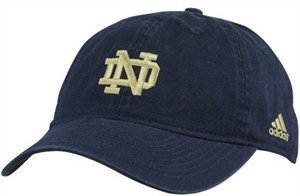adidas Notre Dame Fighting Irish Ladies Slouch-Fit Adjustable Hat