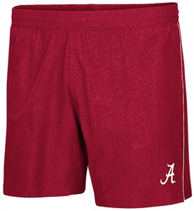 Alabama Crimson Tide Crimson Colosseum Synthetic Ciao Training Shorts