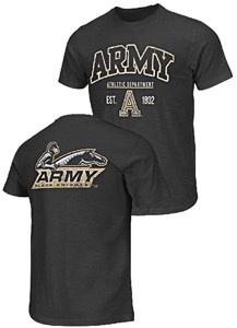 Army Black Knights 2-Sided Hooper Short Sleeve T Shirt by Colosseum