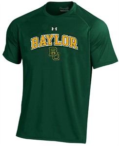 Baylor Bears HeatGear NuTech Performance Shirt Under Armour Shirt