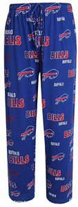 Buffalo Bills Mens Royal Sweep Pajama Pants by Concepts Sports