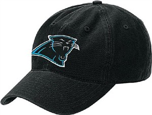 Carolina Panthers NFL Unstructured Stretch Fit Sized Cap By Reebok