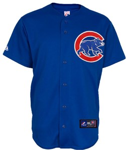 Chicago Cubs Adult MLB Alternate Replica Baseball Jersey By Majestic