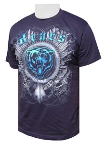 Chicago Bears Slim Fit Supremacy Tee Shirt by VF