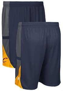 Cleveland Cavaliers Navy Core 3 Climalite Adidas Performance Shorts