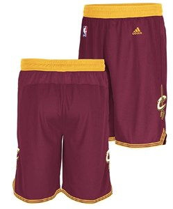promo code 4c2f1 26311 Cleveland Cavaliers Youth Wine Adidas Swingman Baskeball ...