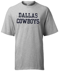 new product ccb7f 807c1 Dallas Cowboys Coaches II Grey T Shirt by Dallas Cowboys ...