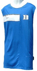 Duke Blue Devils Official Pre-Game Dri-FIT Sleeveless Top By Nike