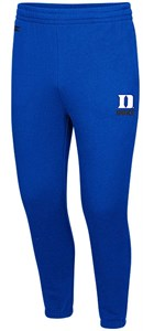 Duke Blue Devils Mens Playbook Fleece Embroidered Sweatpants