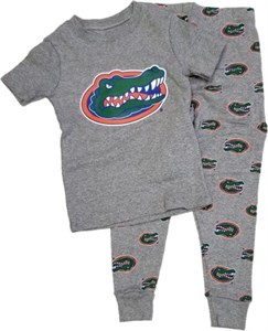 Florida Gators Boys 4-7 Touchdown Sleepwear Set By Outerstuff