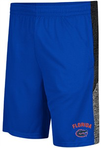 Florida Gators Mens Synthetic Friction Shorts by Colosseum