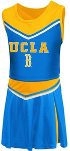 Girls Toddler UCLA Bruins Sport Royal Aerial Cheer Set