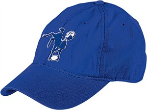 Indianapolis Colts NFL Relaxed Fit Throwback Adjustable Cap By Reebok