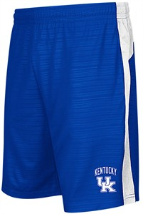 Kentucky Wildcats Royal In The Vault Synthetic Shorts