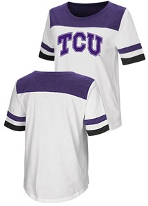 Ladies TCU Horned Frogs Colosseum Show Me The Money T Shirt