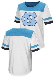 Ladies UNC Tarheels Colosseum Show Me The Money T Shirt
