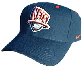 New Jersey Nets  Adjustable Cap By Nike Team Sports