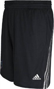 Minnesota Timberwolves Black Tip Off Climalite NBA Performance Shorts by Adidas