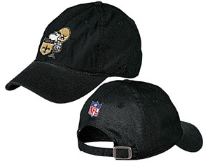 New Orleans Saints NFL Relaxed Fit Throwback Adjustable Cap By Reebok