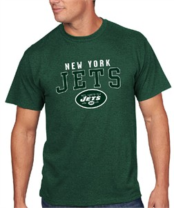 7568b2d475a New York Jets Majestic Green Red Zone Opportunity Tee Shirt | New York Jets  T-Shirts