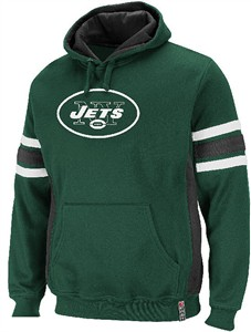 73a79ae07 New York Jets Passing Game II Fleece Hooded Sweatshirt by VF