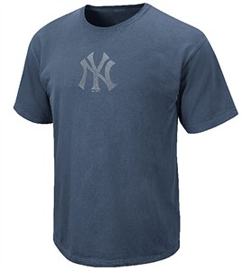 New York Yankees Big Time Play Stone Washed Short Sleeve T Shirt