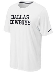 NFL   Dallas Cowboys   Dallas Cowboys View All Apparel   Nike Dallas Cowboys  White Dri-FIT Legend Coaches T Shirt 9b505d2c6