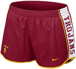 Nike USC Trojans Women's College Dri-FIT Pacer Shorts on Sale