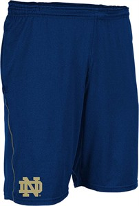 Notre Dame Climalite Shorts by Adidas
