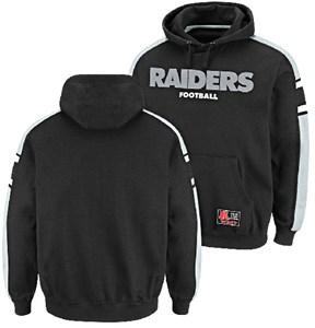 innovative design 57707 d2483 Oakland Raiders Passing Game III Hooded Sweatshirt by ...