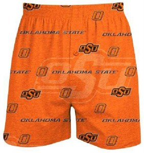 Colosseum Penn State Nittany Lions Men/'s Synthetic Festivus Shorts-Heathered Blue