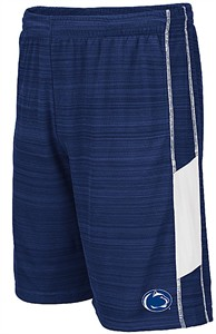 Penn State Nittany Lions Blue WeWak Synthetic Athletic Shorts