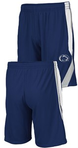Penn State Nittany Lions Mens Blue Colosseum Rio Polyester Shorts