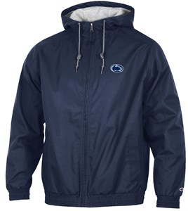 Penn State Nittany Lions Victory Synthetic FZ Hooded Jacket