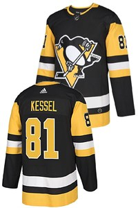 buy online dee0d a4589 NHL   Pittsburgh Penguins   Phil Kessel Pittsburgh Penguins Adidas NHL Home  Authentic Hockey Jersey