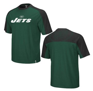 a2442680f62 Reebok New York Jets Green Draft Pick T Shirt | View All New York Jets  Merchandise
