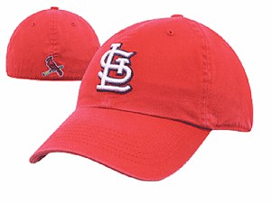 St. Louis Cardinals The Franchise MLB Unstructured Sized Cap By Twins