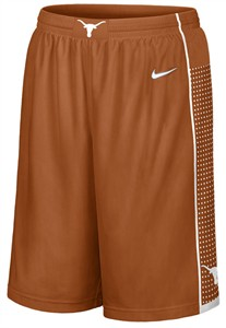 Texas Longhorns Orange 12 Inseam Nike Embroidered Player Basketball Shorts 97002cdc5870