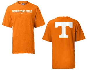 Tennessee Volunteers College 2-Sided Local III SS Tee Shirt By Nike