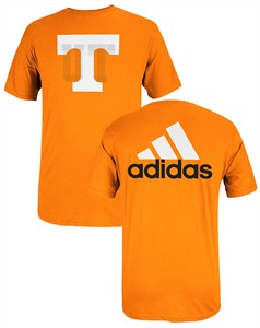 Tennessee Volunteers Short Sleeve Guts and Glory T By Adidas