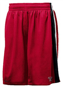 Texas Tech Red Raiders College Mesh Shorts By Nike Team Sports