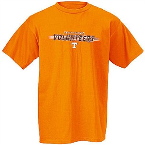 Tennessee Volunteers College Short Sleeve Tee Shirt By Adidas