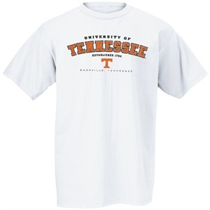Tennessee Volunteers College Short Sleeve T Shirt By Adidas