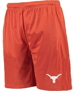 Texas Longhorns Mens Orange Barton Synthetic Training Shorts by 289c