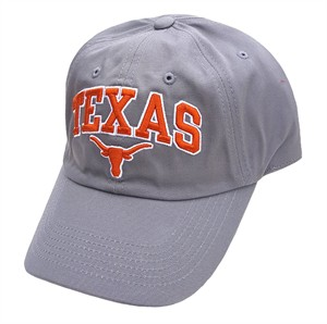 Texas Longhorns Secondary Team Relaxed-Fit Charcoal Adjustable Cap on Sale