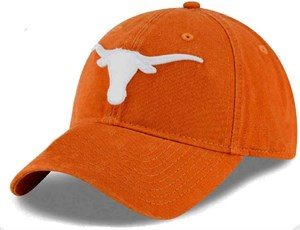 2ada636da80 Texas Longhorns Stemmons Low Profile Slouch Adjustable Cap